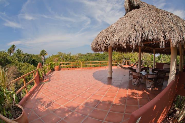 Casa Mandala at Selva del Mar, Sayulita, Mexico