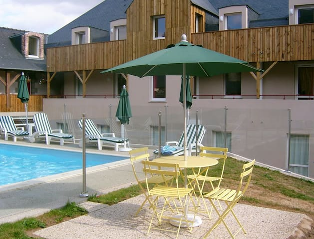 Appartement 30m2 abordable + kitchenette ! Piscine + Wi-Fi