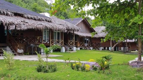Batu Rundung Surf Resort