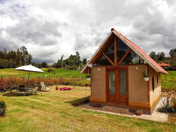 Cabaña las Golondrinas, Tabio Cundinamarca