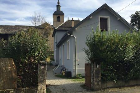 Chambres dans ancienne maison de village en Savoie