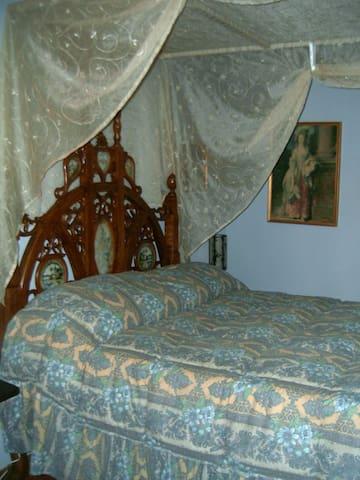 La vecchia mola - Camera azzurra - Ronciglione - Haus