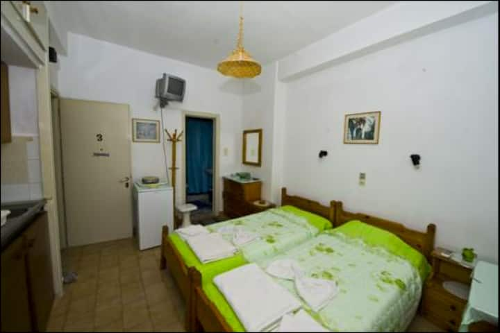 Stay in centre of Kos! Studio D-3