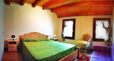 Charming house on the hills between Bassano/Asolo