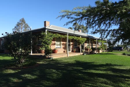 Red Hill Beautiful Big Country Home - Tamworth - Casa