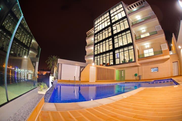 RÉSIDENCE TOURISTIQUE DU PORT  «APART HOTEL»