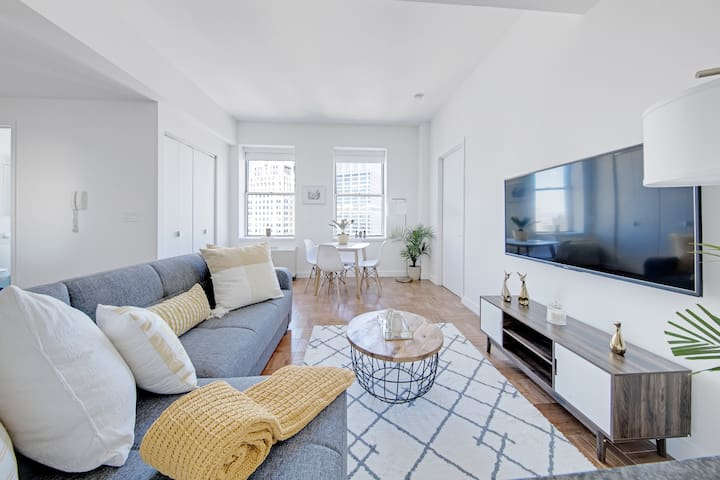 Gorgeous Apartment in Financial District