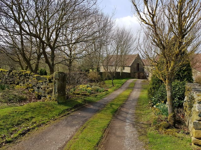 North York Moors, at Millinder House for up to 4