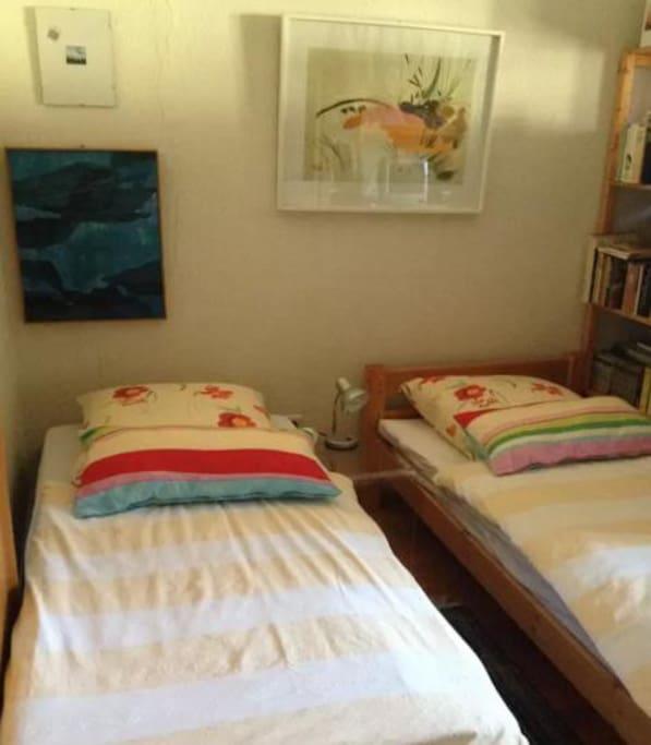 Einzel oder Doppelbett