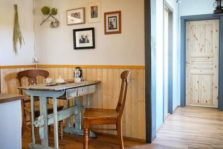 Óli´s Homestay a Northern Light spot Lake Mývatn A - House