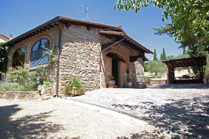 las cicas stonecottage florencehill - San Jacopo Al Girone