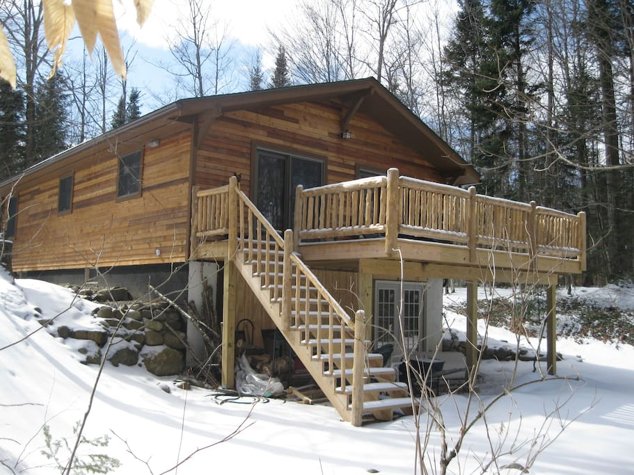 Timber Haven Chalet Chalets For Rent In Lake Placid New