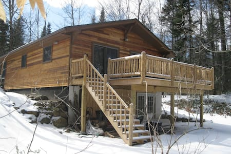Timber Haven Chalet