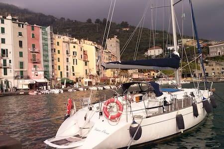 Portovenere (cinque terre) sailboat - Båt