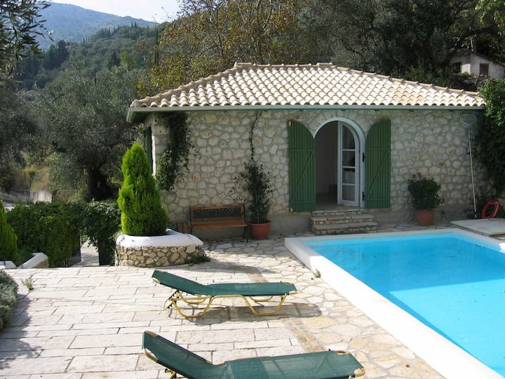 Traditional Old House with pool