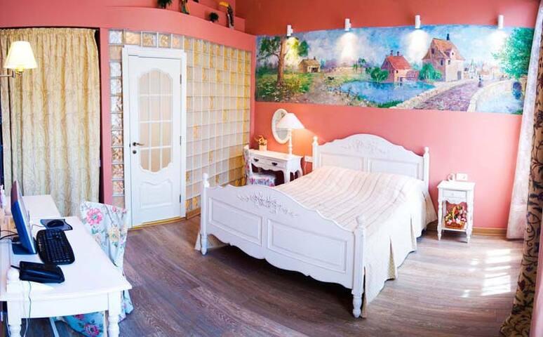 2 Luxury Suite on Deribasovskaya - Odessa - Wohnung