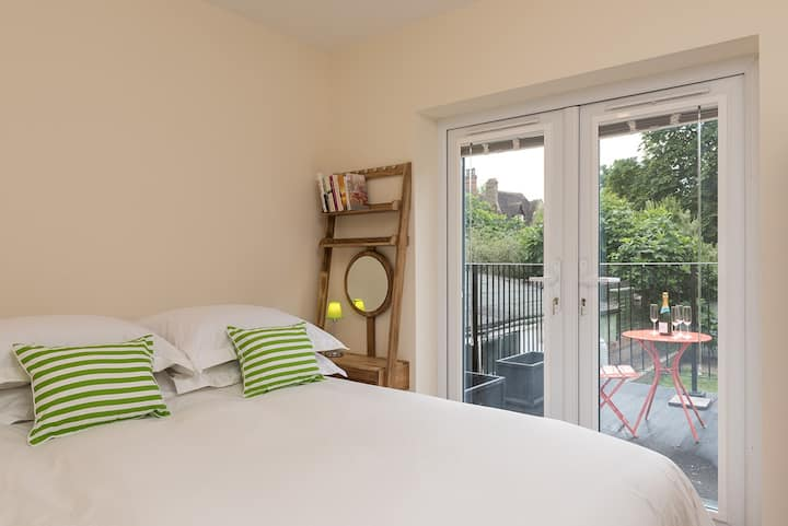 Luxury Appt close to the centre of Oxford