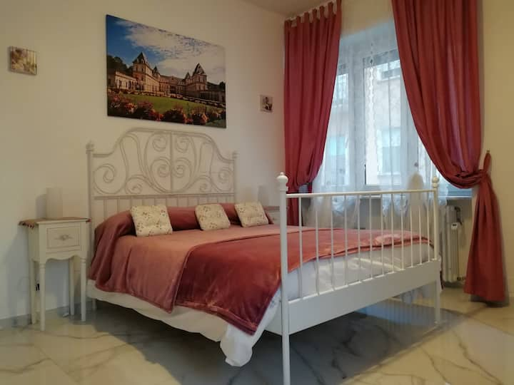 B&B Casa Nizza Room 2 Double