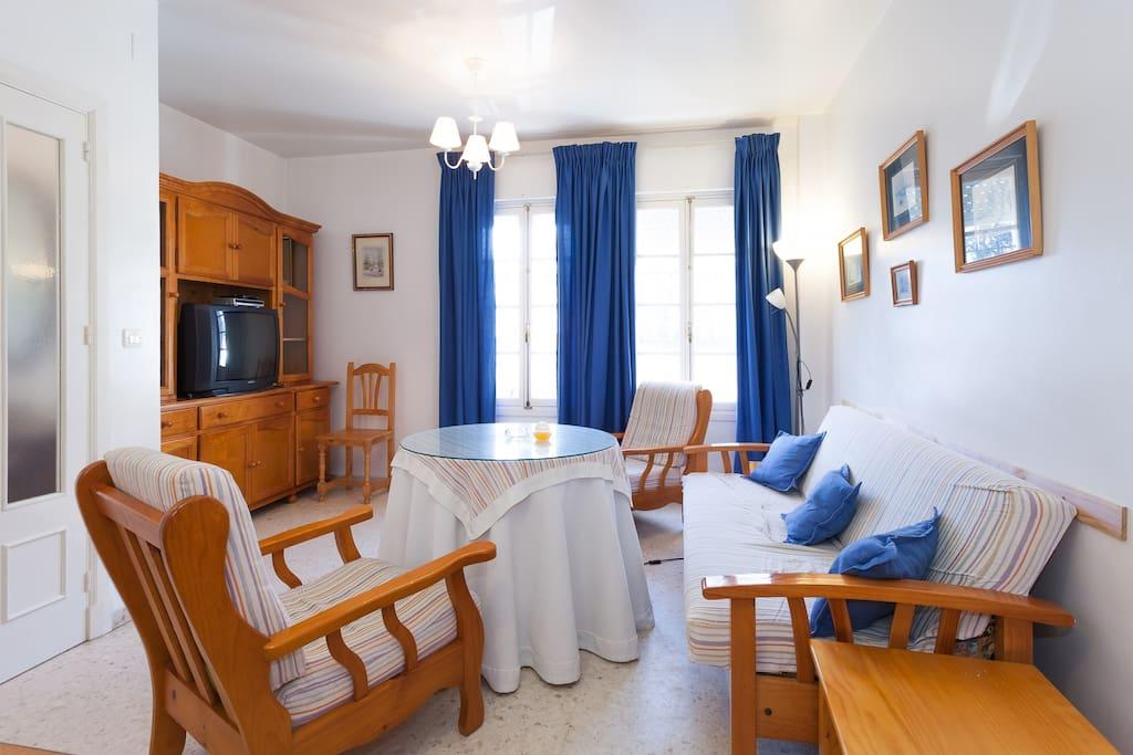 Apartamento muy bien situado a 100 m de playa - Alquiler apartamento sanlucar de barrameda ...