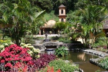 Luxury condo in idyllic resort