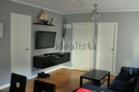 Piso 2habitaciones con garaje  - Deba - Lakás