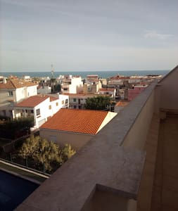 Bonito Ático. Urbanización cerca del mar - Alcalà de Xivert