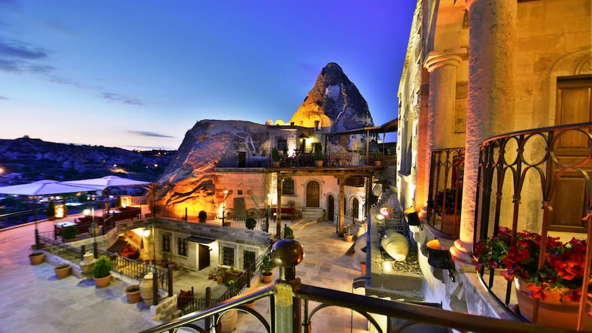 Harman Cave Hotel- Standard Cave Room - Nevşehir Merkez - Cave