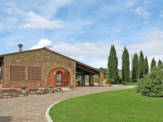 House Podere Le Palaie for 6 persons