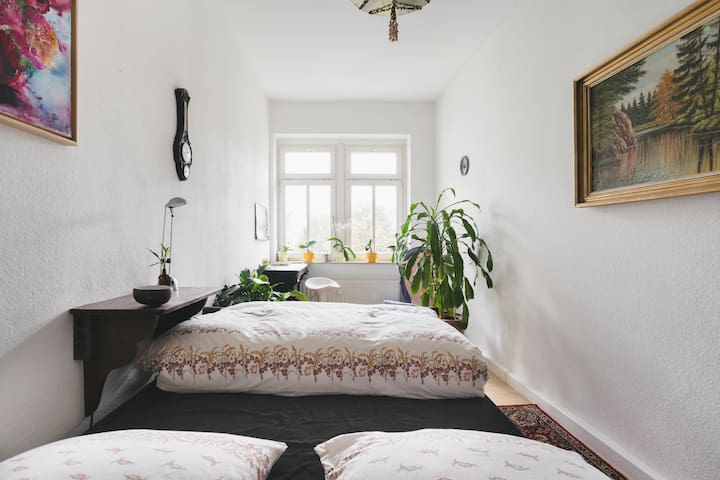 two bikes | quiet room | hip district | nice view - Dresden