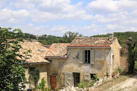 Rural room on the edge of the city  - Angoulême - Bed & Breakfast