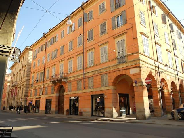 """Apartment,""""L'Altura"""", Modena centro - Modena - Huoneisto"""