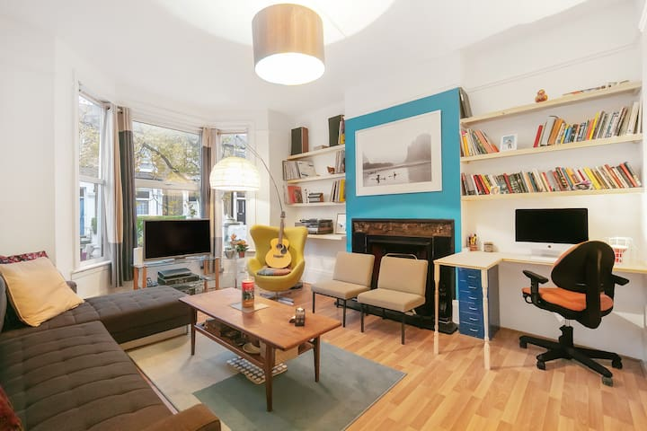 Newly refurbished only 10mins from Brixton station