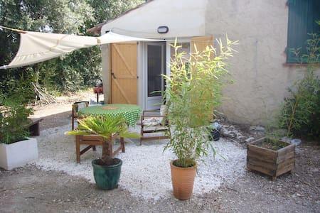 Gîte avec jardin et petite piscine - La Bastide-des-Jourdans