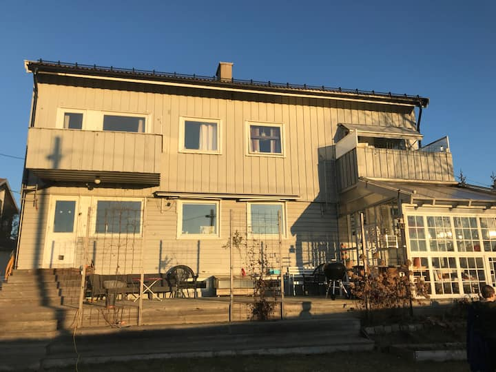 Lovely house in quiet area near center of Oslo