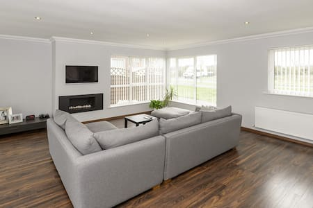 3 Bed Modern Bungalow (including 1 nursery room) - Bettystown