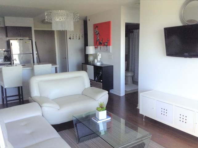 Stunning room in modern condo - Central Location