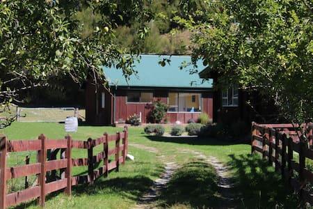 Kahurangi Cottage Wilderness Retreat - Tapawera - Rumah Tamu