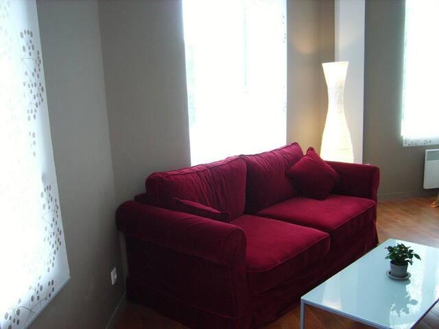 L Appart du Sart. Lille - Villeneuve-d'Ascq - Lägenhet