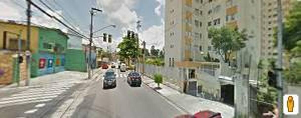 Diaria SP Zona Oeste - São Paulo - Apartment