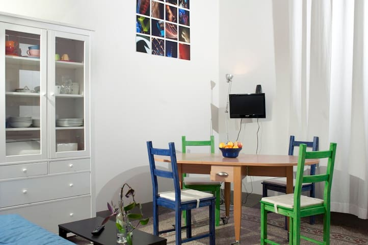 A place to stay in central Florence