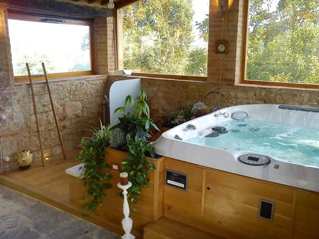 Country house whit pool&minispa - Cetona - House