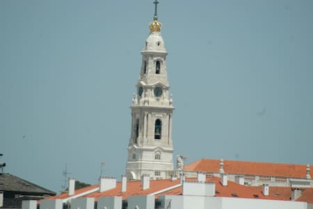 Fatima, Portugal - Shrine of Fatima - Fátima - Dům