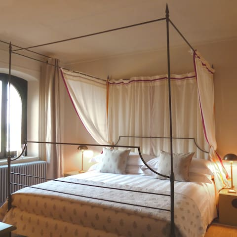 Castello di Gabiano-Suite 38 sq.m - Gabiano - Apartment