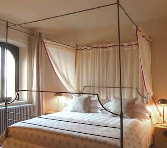 Castello di Gabiano-Suite 38 sq.m - Gabiano