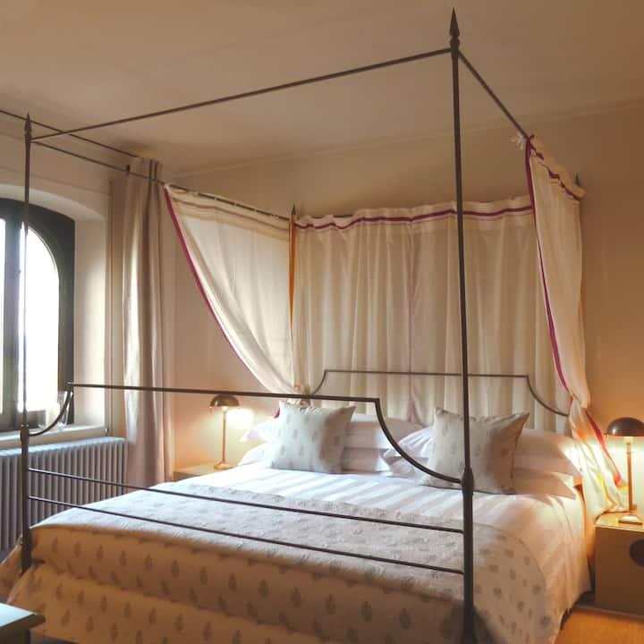 Castello di Gabiano-Suite 38 sq.m
