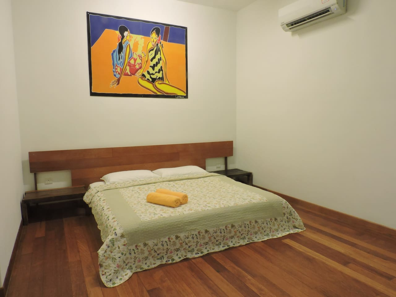New Fully Furnished Private Bedroom with Attached Bathroom
