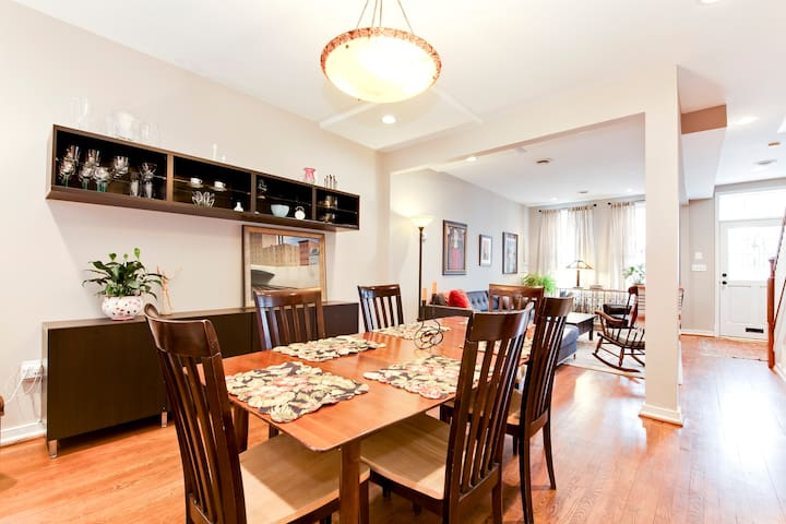 Family-Friendly Home Near Everything w/Parking