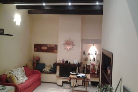 casa d'epoca in centro storico - Palo del Colle - Talo