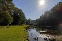 Lathkill Dale river walk