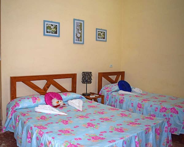Cecilia y William habitación 1